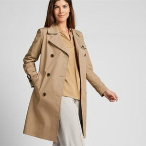 Uniqlo water-resistant Trenchcoat-womens